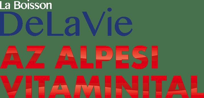 Delavie vitaminital logó