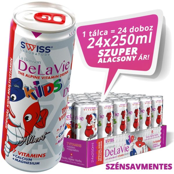 szénsavmentes vitaminital gyerekeknek maximális vitamintartalommal