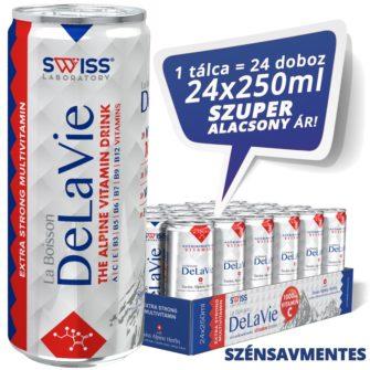 szénsavmentes delavie vitaminital