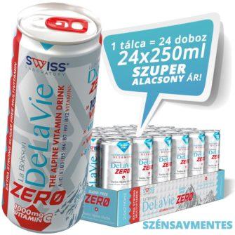szénsavmentes, cukormentes vitaminital maximális vitamintartalommal