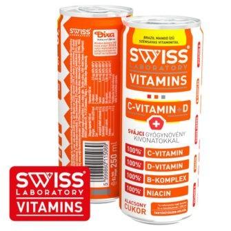 szénsavas swiss vitaminital c vitamin d vitamin