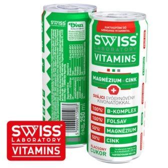 vitaminital magnéziummal és cinkkel