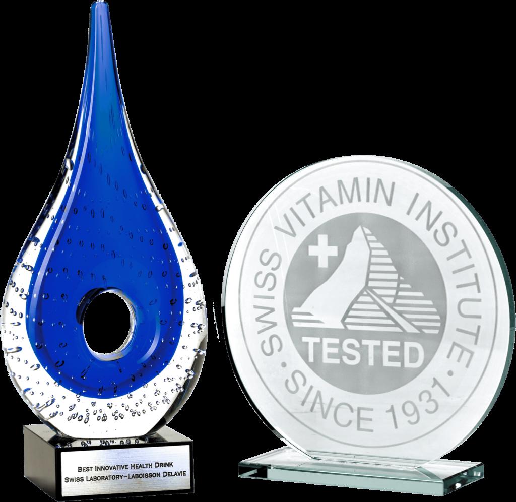 vitaminital nemzetközi díjak