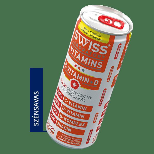 vitaminital C + D vitaminnal