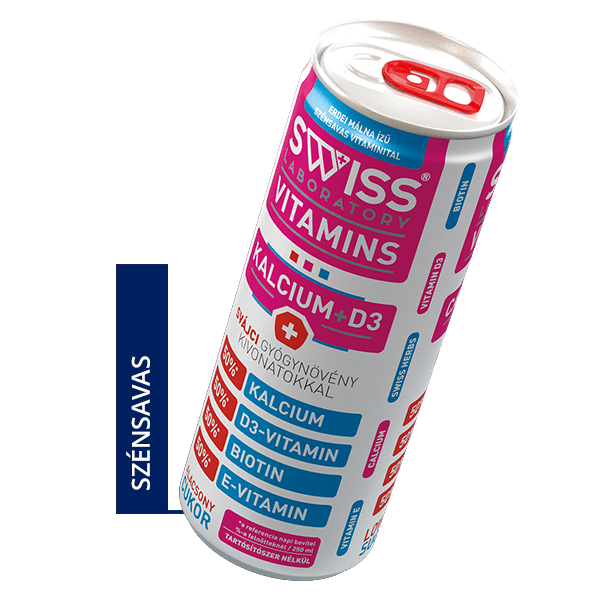vitaminital kalciummal és d3 vitamnnal